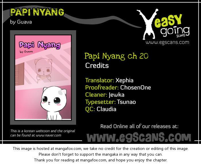 Papi Nyang 20: An Invitation to Everyday Life at MangaFox.la