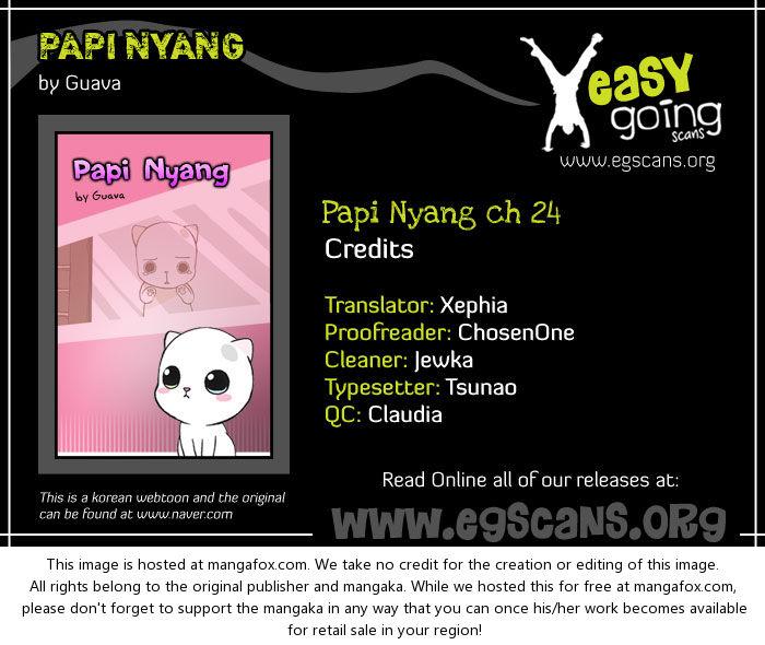 Papi Nyang 24: Already One Year at MangaFox.la