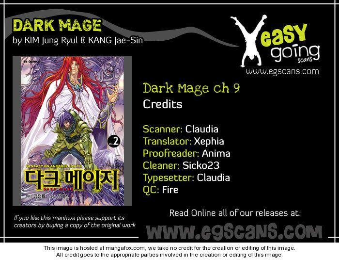 Dark Mage 9: The Powerless One's Ordeal Part 2 at MangaFox.la