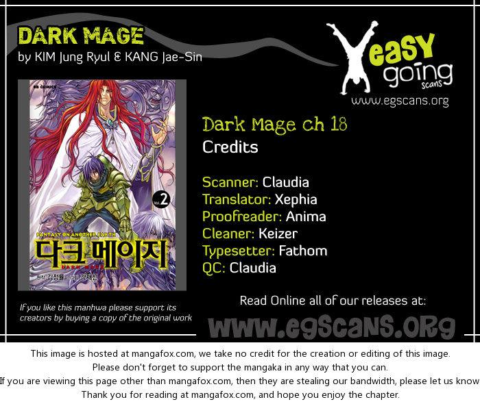 Dark Mage 18 at MangaFox.la