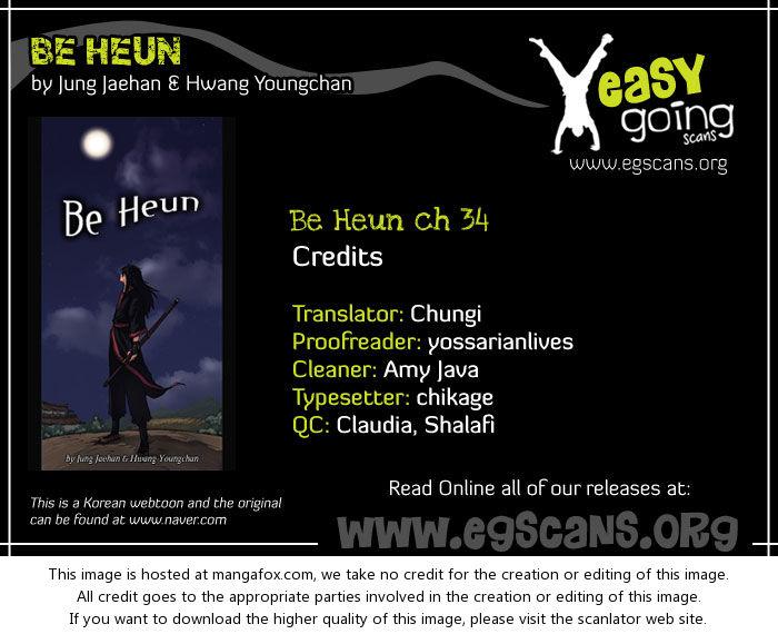 Be Heun 34: A Spring Vision (1) at MangaFox.la