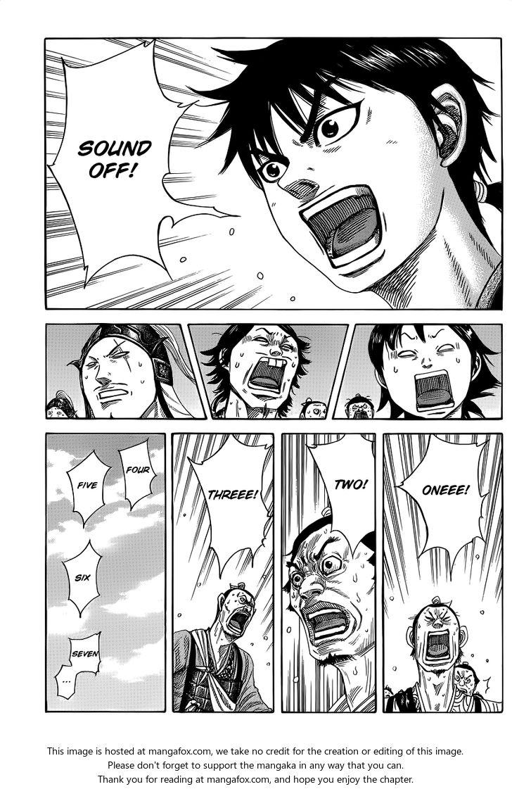 Kingdom 356: 3000-man Unit at MangaFox
