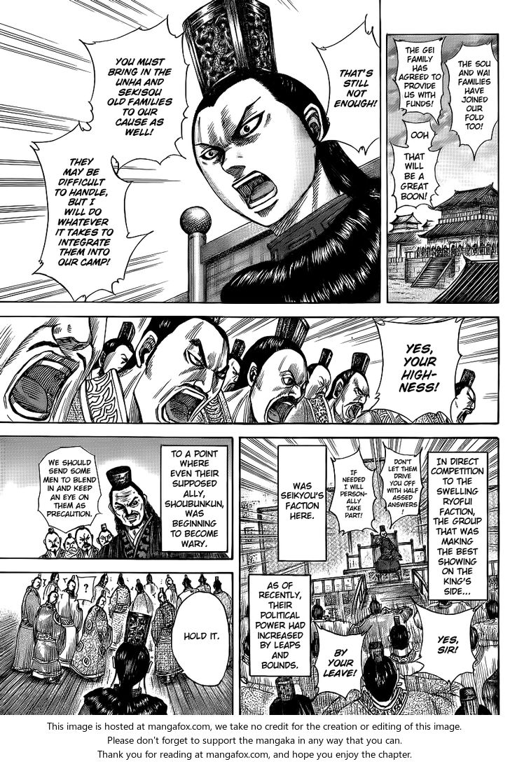 Kingdom 368: The Brothers, Now at MangaFox