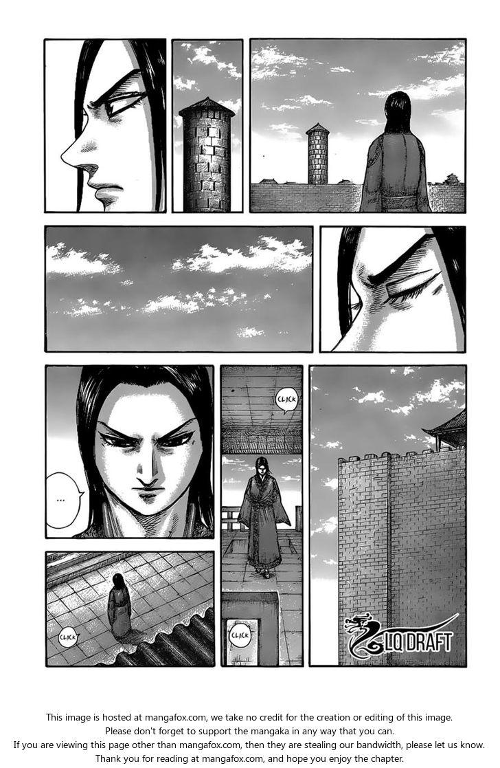 Kingdom 438: Hour of Conquest at MangaFox