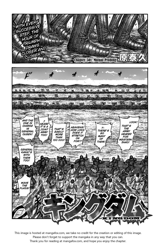 Kingdom 501: Mutual Probing at MangaFox