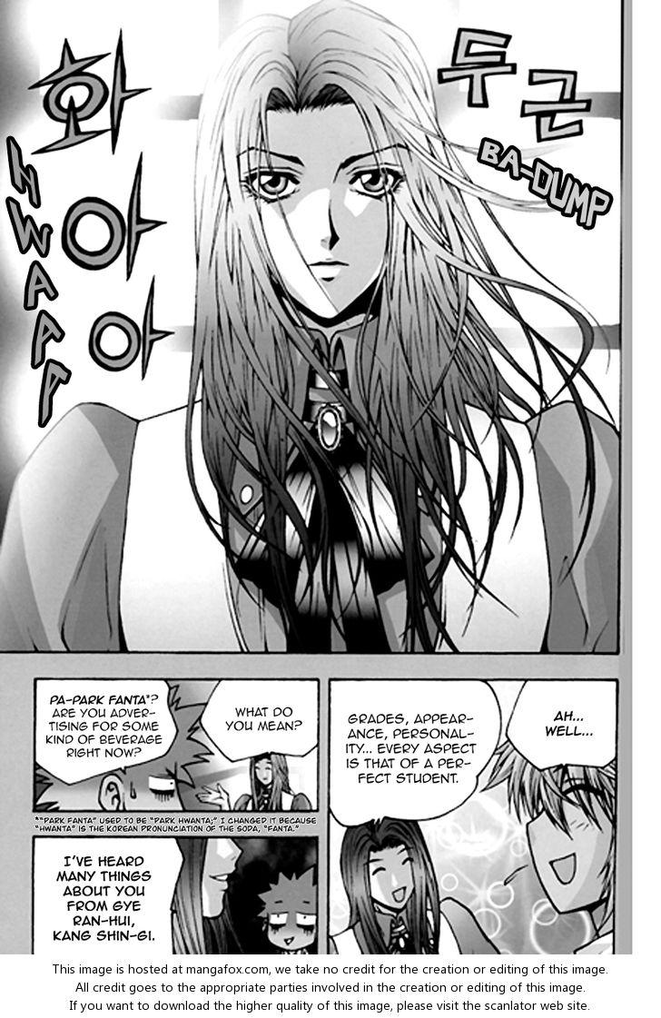 Zippy Ziggy 63: Kang Shingi's Humiliation at MangaFox.la