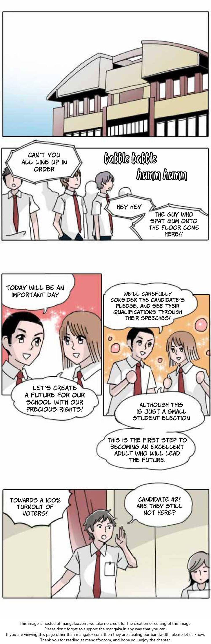 Ties of Compassion 116.8: P. Effect World 8 at MangaFox.la