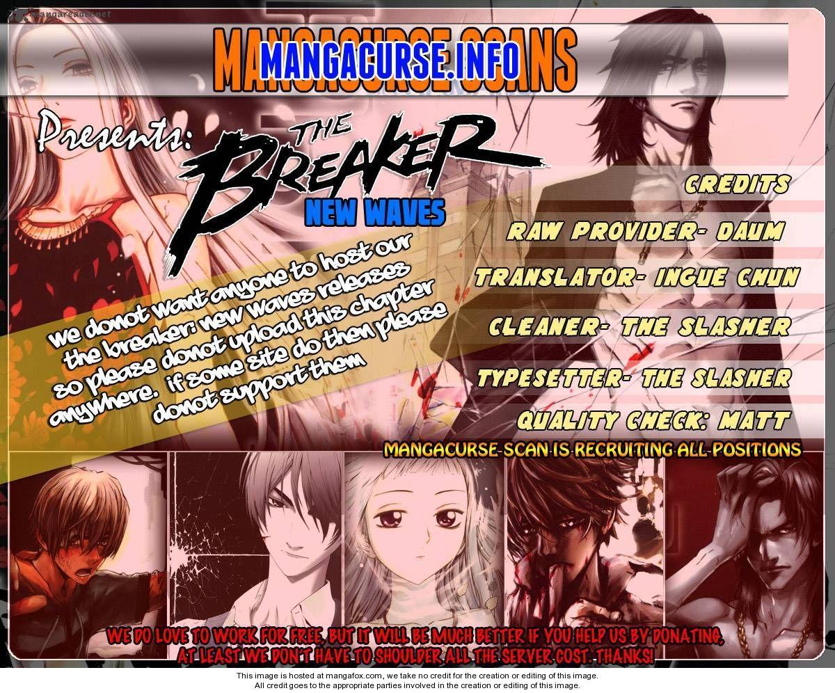 The Breaker: New Waves 36 at MangaFox.la