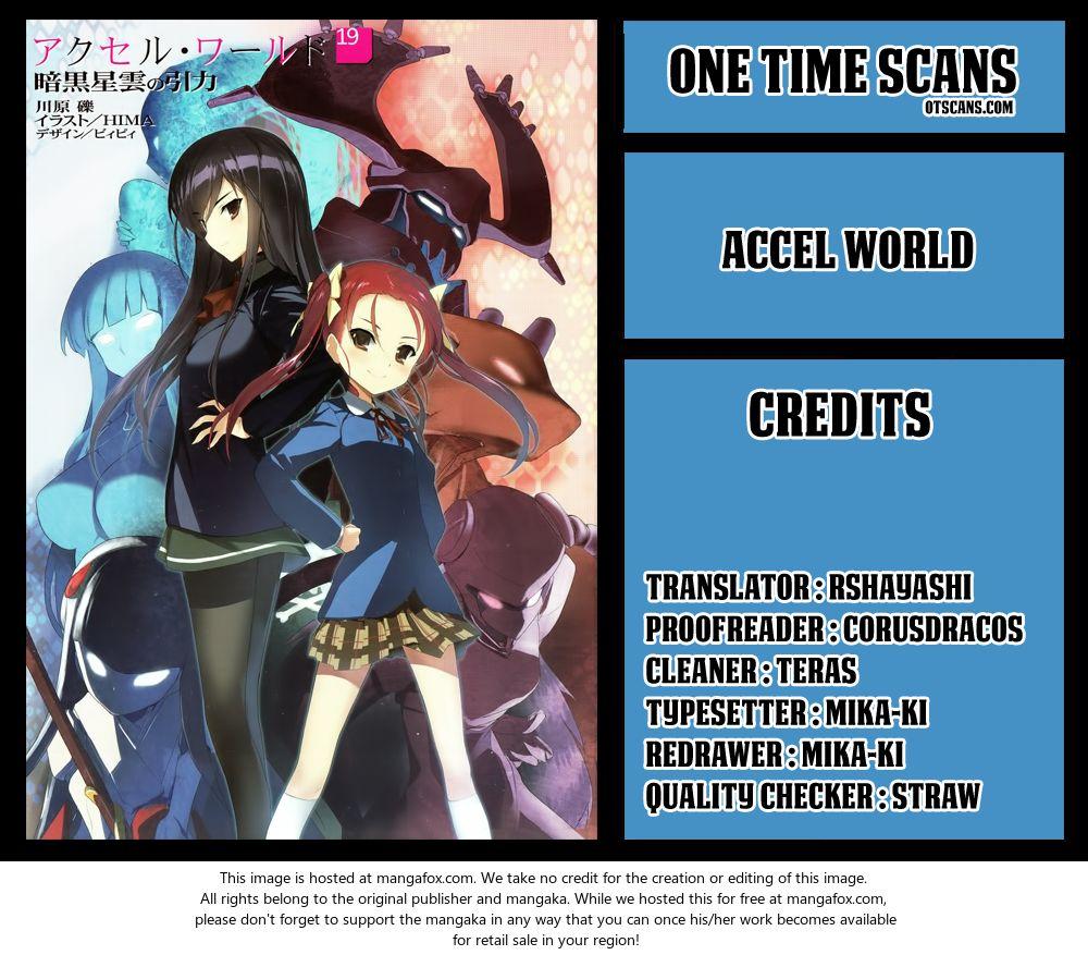 Accel World 42: (end) at MangaFox