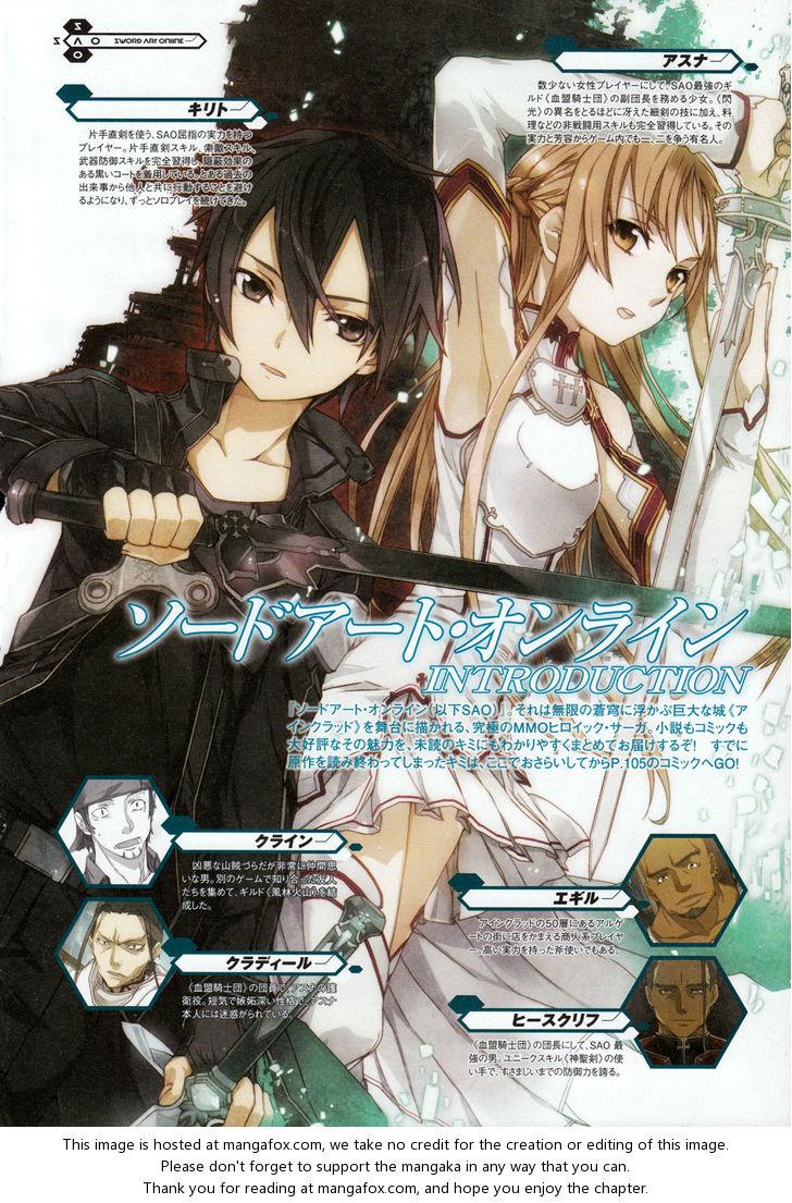 Sword Art Online 6 at MangaFox