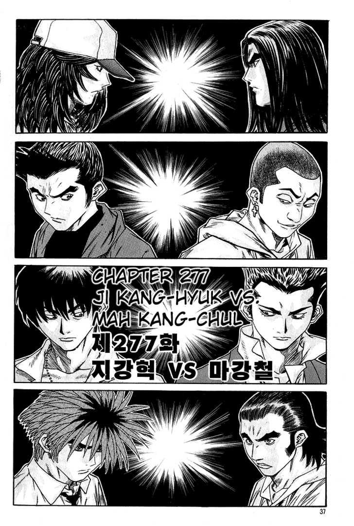 Change Guy 277: Ji Kang-Hyuk Vs. Mah Kang-Chull at MangaFox.la
