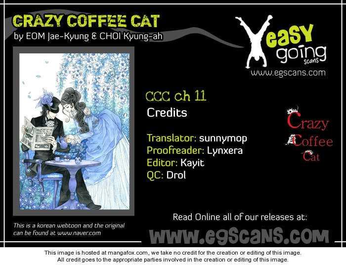 Crazy Coffee Cat 11: Bad Encounter (Summer Feature) at MangaFox.la
