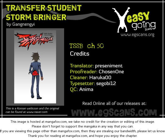 Transfer Student Storm Bringer 50 at MangaFox.la