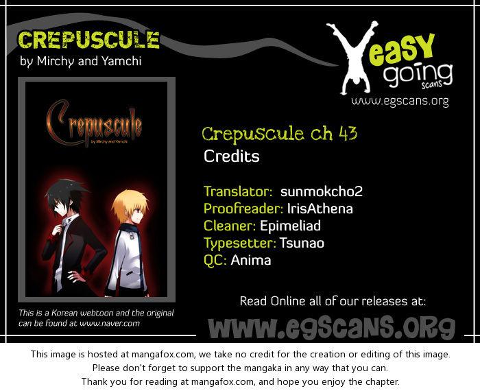 Crepuscule (Yamchi) 43: Dream and Reality (1) at MangaFox.la