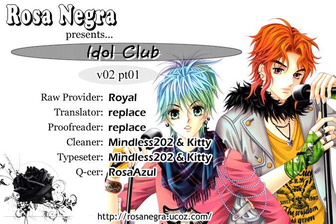Idol Clubs 1 at MangaFox.la