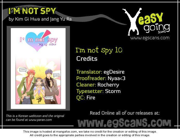 I'm Not Spy 10 at MangaFox.la