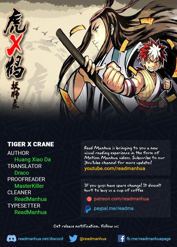 Tiger x Crane 207 at MangaFox