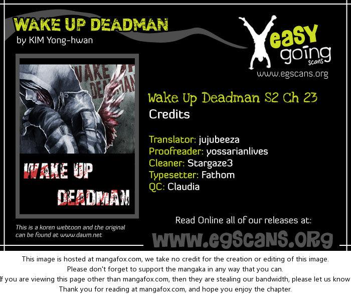 Wake Up Deadman 51 at MangaFox.la