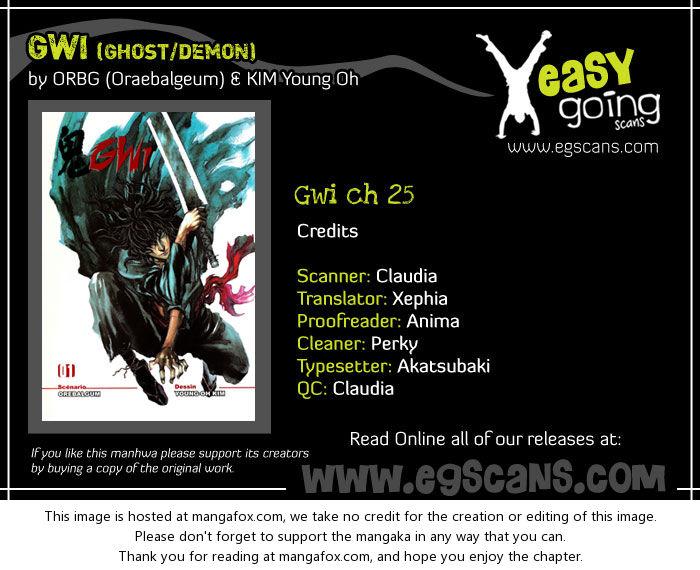 Gwi 25 at MangaFox.la