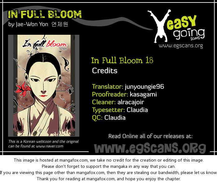 In Full Bloom (YON Jae-Won) 18: Dae Jung Yul at MangaFox.la