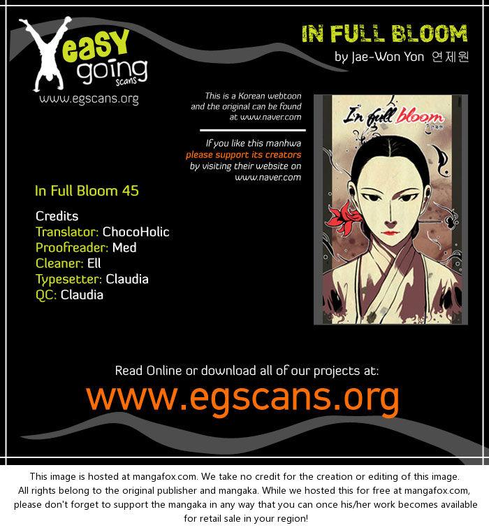 In Full Bloom (YON Jae-Won) 45: The Beginning at MangaFox.la