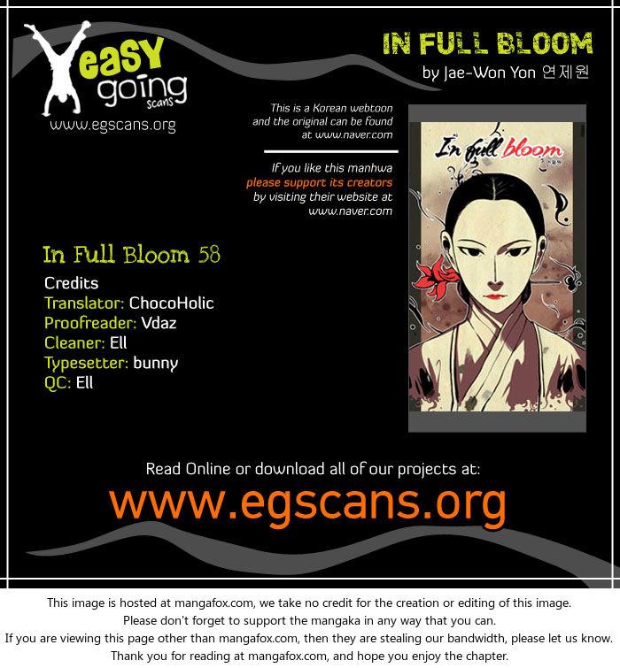 In Full Bloom (YON Jae-Won) 58: Trail (5) at MangaFox.la