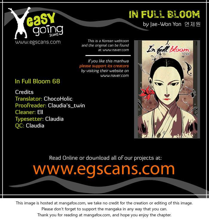 In Full Bloom (YON Jae-Won) 68: Plot at MangaFox.la