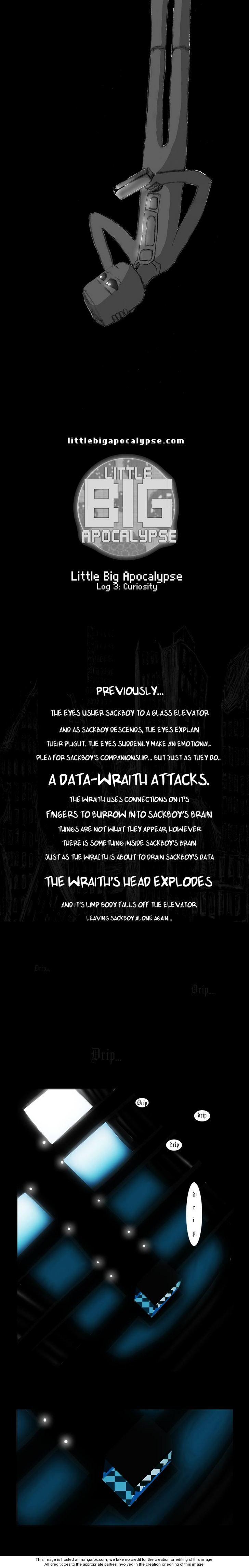 Little Big Apocalypse 3: Curiosity at MangaFox.la