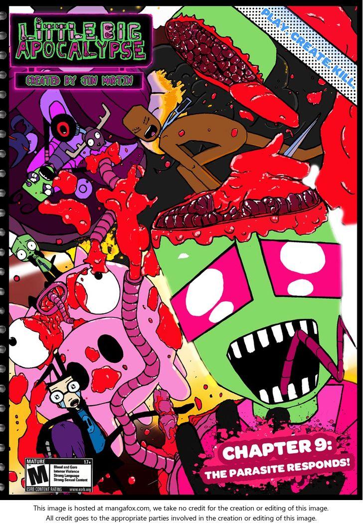 Little Big Apocalypse 9: The Parasite Responds at MangaFox.la