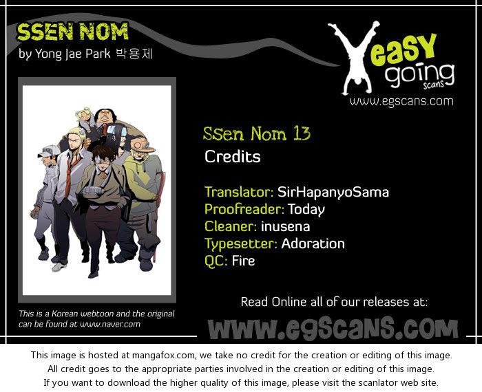 Ssen Nom 13 at MangaFox.la