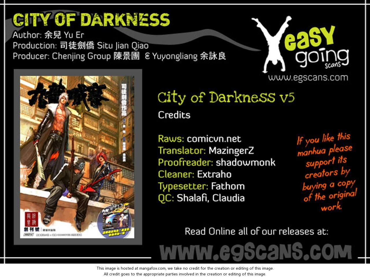 City of Darkness 5: Read Online at MangaFox.la