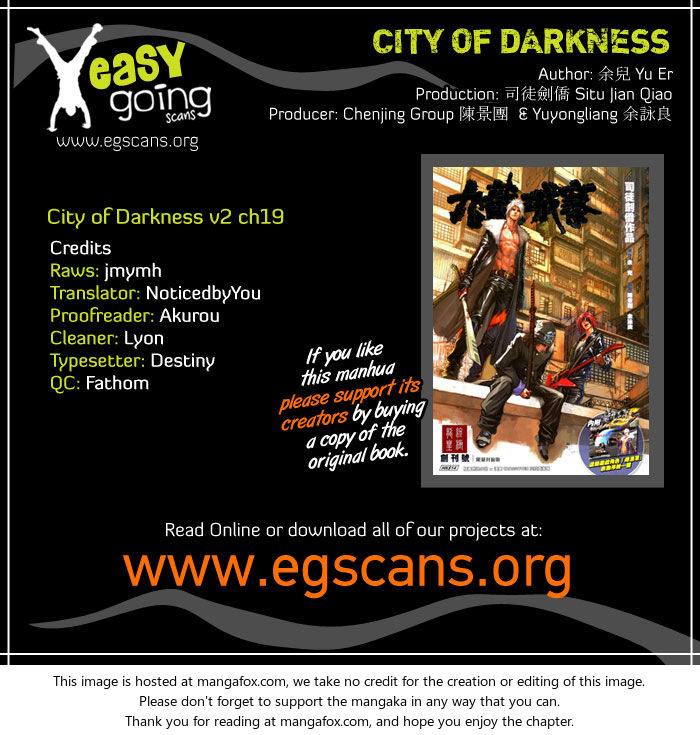 City of Darkness 51: Strongest in the World at MangaFox.la