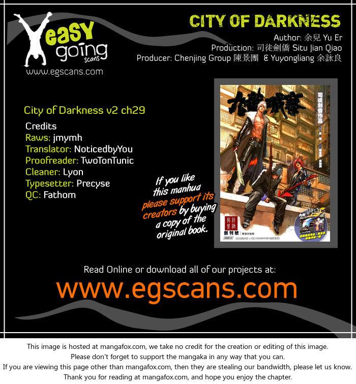 City of Darkness 61: Giving Chen Luo Jun A Beating. at MangaFox.la