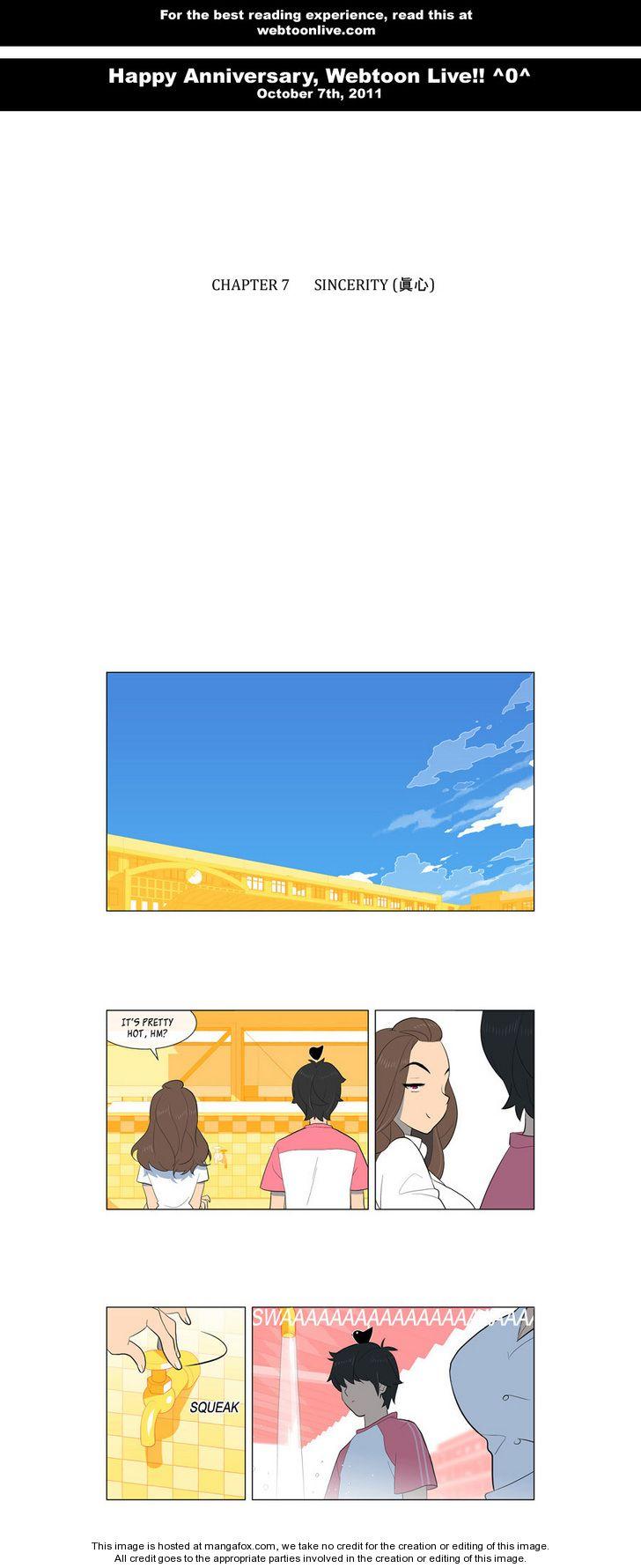 Nowhere Boy 7: Sincerity at MangaFox.la