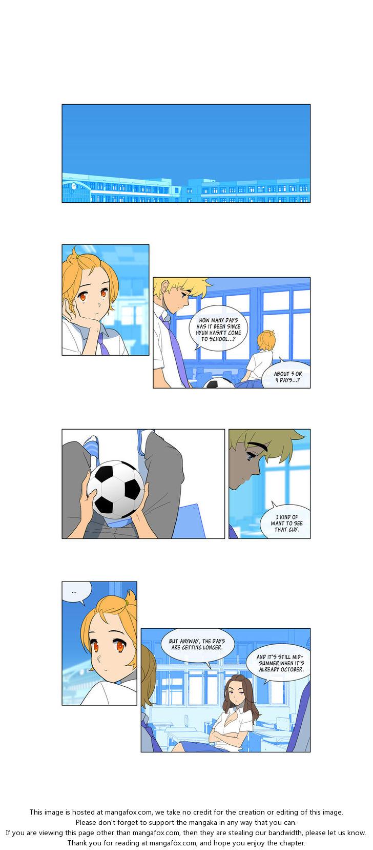 Nowhere Boy 21: Gravity at MangaFox.la