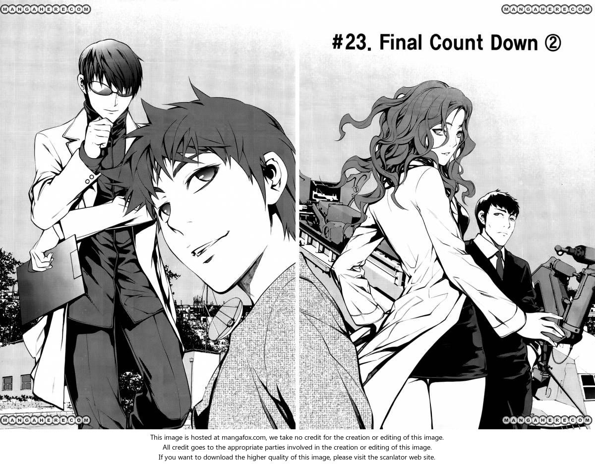 50 Million Km 23: Final Count Down (2) at MangaFox