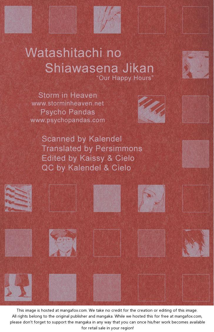 Watashitachi no Shiawase na Jikan 1: No. 3987 at MangaFox