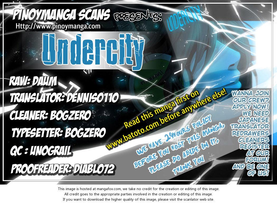 Under City 2 at MangaFox.la
