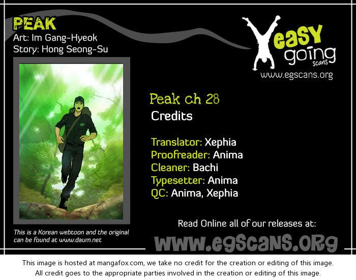 Peak (Im Gang-hyeok) 28 at MangaFox.la