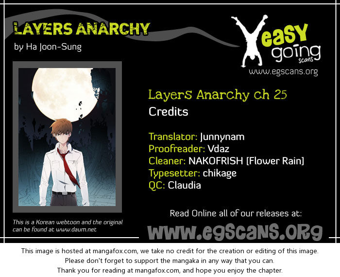 Layers Anarchy 25: A Different Method at MangaFox.la