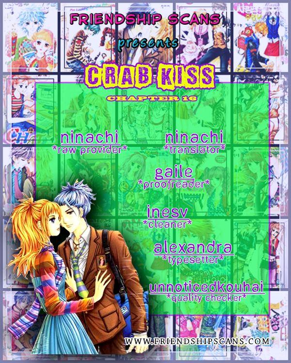 Crab Kiss 16 at MangaFox.la