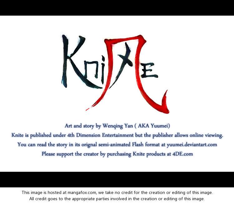 Knite 3.5: Omake at MangaFox.la