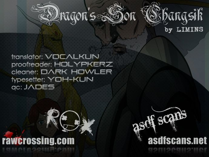 Dragon's Son Changsik 13: Night of the Dead (1) at MangaFox.la