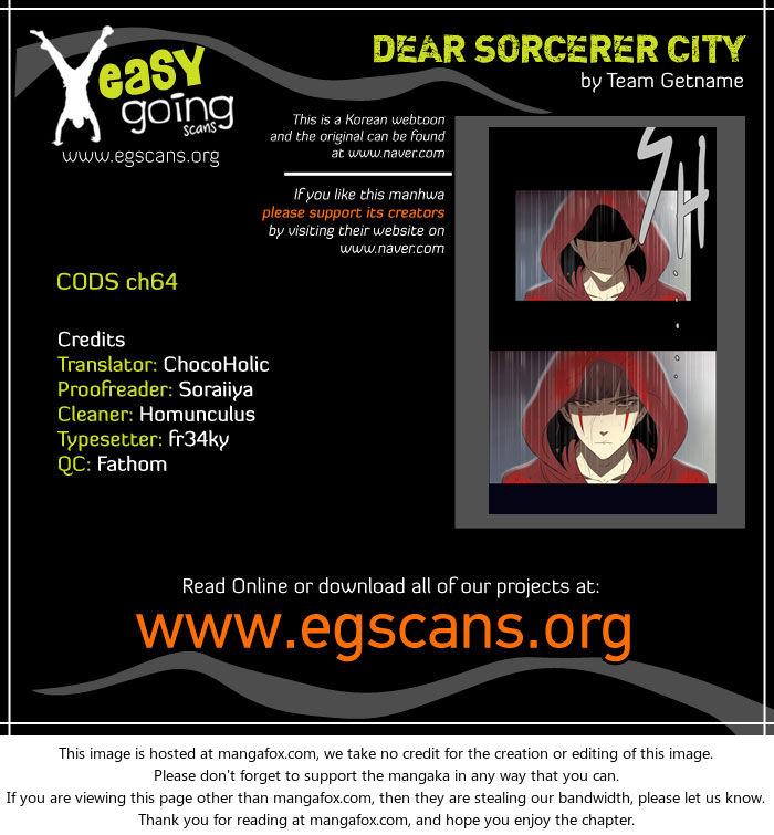 City of Dead Sorcerer 64: Genius (4) at MangaFox.la