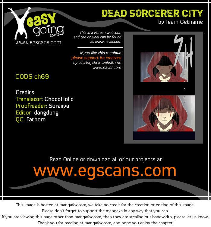 City of Dead Sorcerer 69: Genius (Final) at MangaFox.la