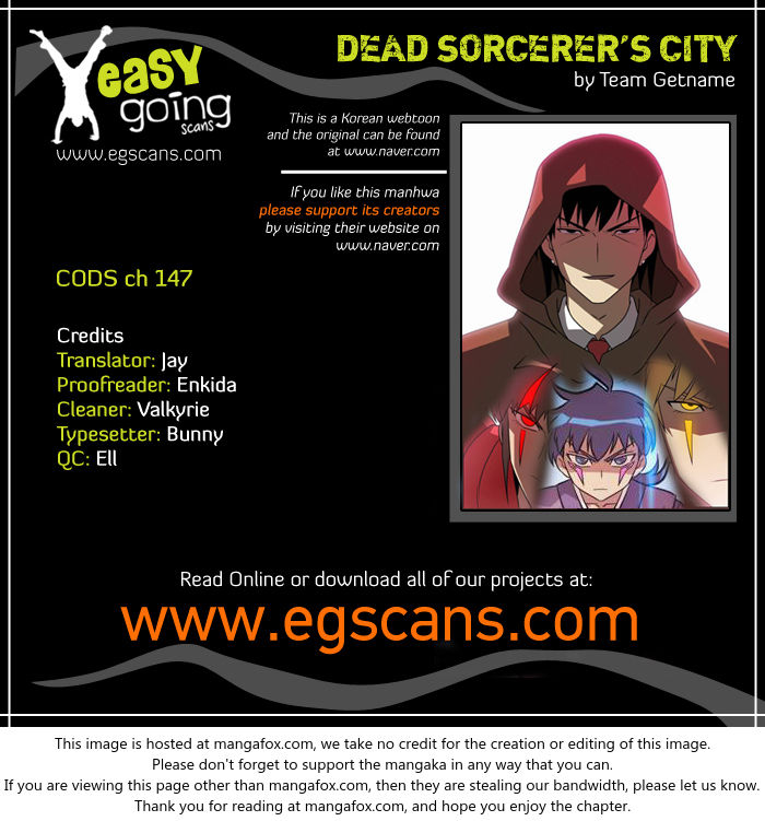 City of Dead Sorcerer 147: #13_Prelude (3) at MangaFox