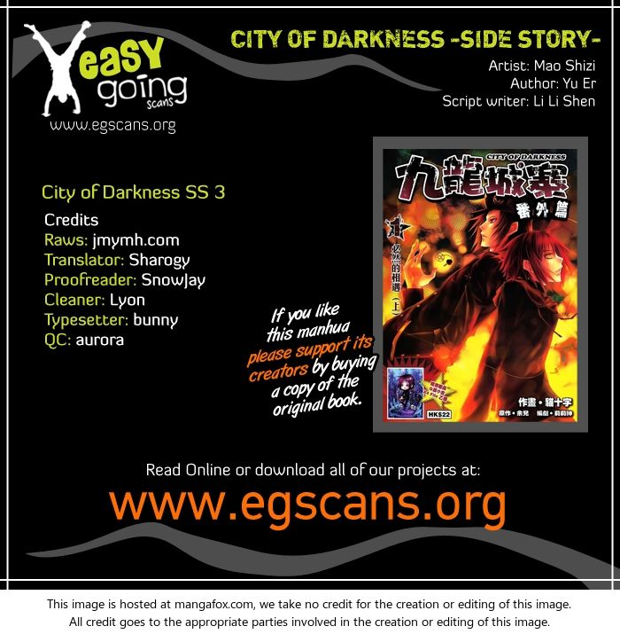 City of Darkness Side Story 3 at MangaFox.la
