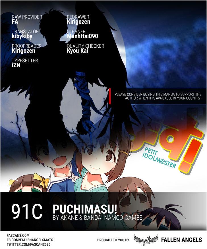 Puchimasu! 91.3 at MangaFox